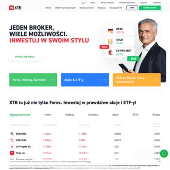 Xtb.pl thumbnail