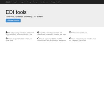 xtranslator com at WI  EDI Translator - EDI X12, EDIFACT