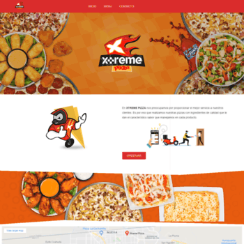 Xtremepizza.com.mx thumbnail