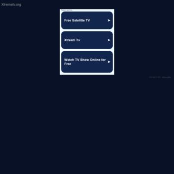 Xtremetv.org thumbnail