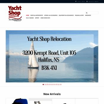 Yachtshop.ca thumbnail