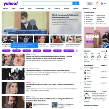 Yahoo.nl thumbnail