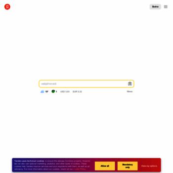 Yandex.by thumbnail