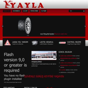 Yaylaotomotiv.com.tr thumbnail