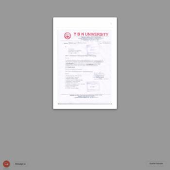 Ybnuniversity.in thumbnail