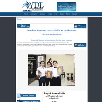 Ydeschool.org thumbnail