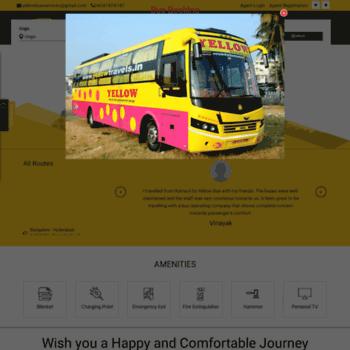Yellowtravels.in thumbnail