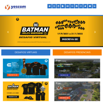 Yescom.com.br thumbnail