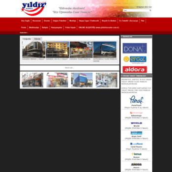 Yildiz-mobilya.com.tr thumbnail