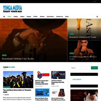 yingamedia com at WI  YINGA BOY MEDIA