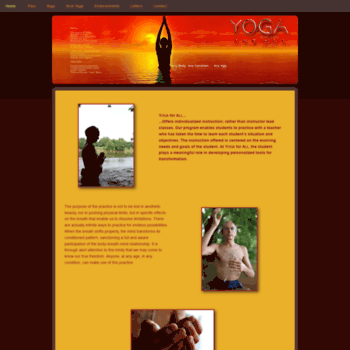 Yogaforall.org thumbnail