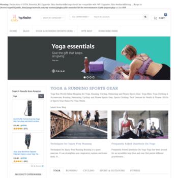 Yogarunworld.com thumbnail