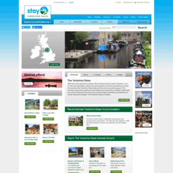 Yorkshiredales-stay.co.uk thumbnail