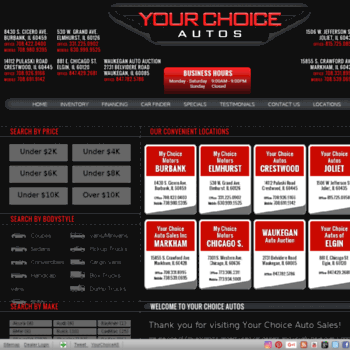 Your Choice Auto Sales >> Yourchoiceautos Com At Wi Your Choice Autos Sales Used