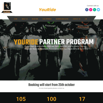 Youride.co.in thumbnail