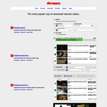 Youtomato.net thumbnail