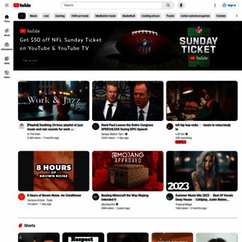 Youtube.com.br thumbnail