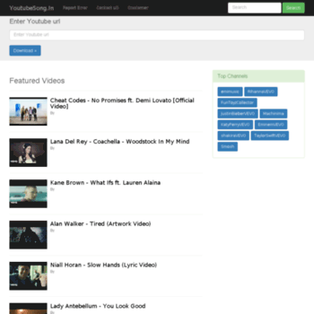 Youtube Url Codes