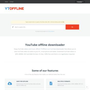 Ytoffline.net thumbnail