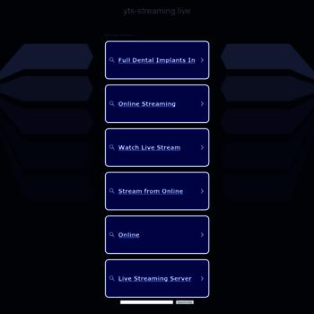 Yts-streaming.live thumbnail