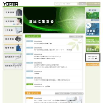 Yuken.co.jp thumbnail