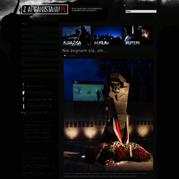 Zafganistanu.pl thumbnail