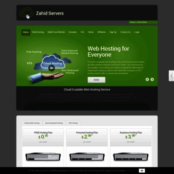 Zahidserver.runhosting.net thumbnail