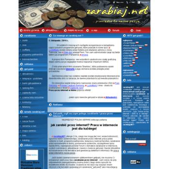 Zarabiaj.net thumbnail
