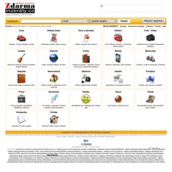 Inzeráty online zdarma