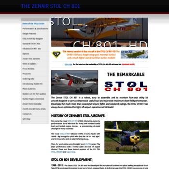 zenair801 info at WI  THE ZENAIR STOL CH 801 - Zenair STOL CH 801