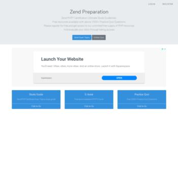 Zendpreparation.com thumbnail