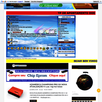 Zeusportal.com.br thumbnail