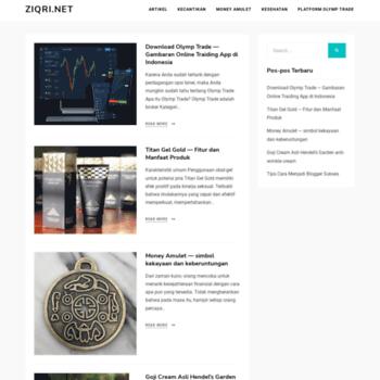 Ziqri.net thumbnail