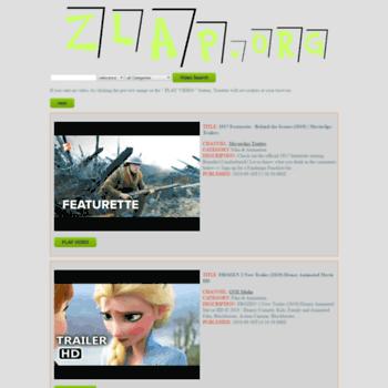 Zlap.org thumbnail