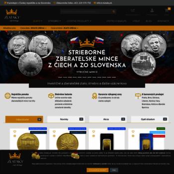 Zlataky.sk thumbnail