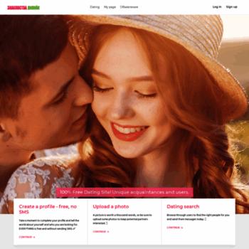 Веб сайт znakomstva.biz