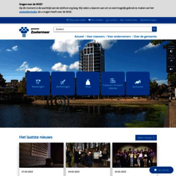 Zoetermeer.nl thumbnail