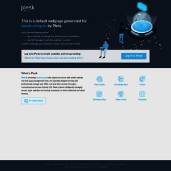 Zonahosting.eu thumbnail