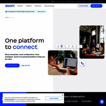 zoom us at WI  Video Conferencing, Web Conferencing, Webinars