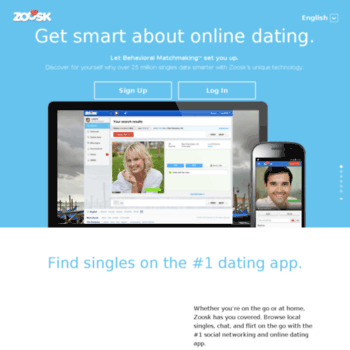 zoosk dating prijava uk