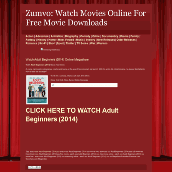 Zumvo-com.blogspot.com thumbnail