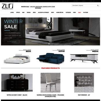 Zurifurniture At Wi Zuri Furniture
