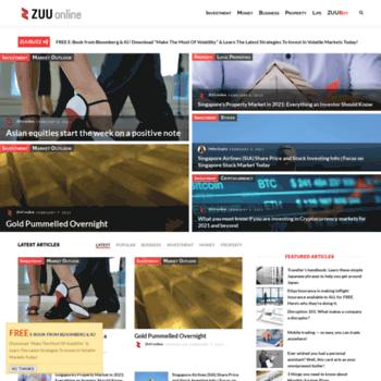 Zuuonline.sg thumbnail
