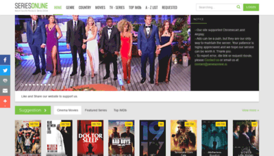 What 123moviesub.io website looked like in 2020 (1 year ago)