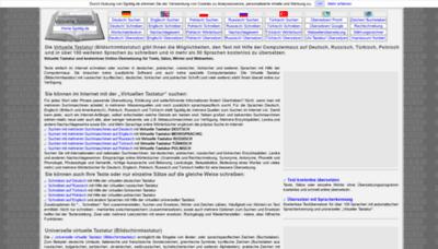 What 5goldig.de website looked like in 2019 (2 years ago)