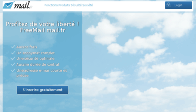 What Agora.shom.web.mail.fr website looked like in 2018 (3 years ago)