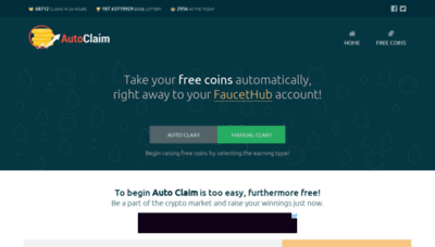 What Autoclaim.in website looked like in 2019 (1 year ago)