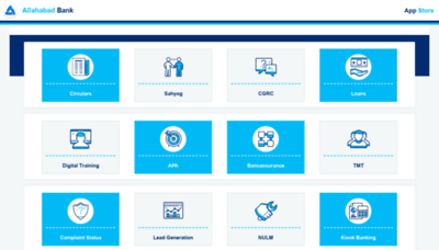 What Allbankcare.in website looked like in 2019 (1 year ago)