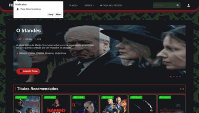 What Assistirfilmeseseriesonline.org website looked like in 2020 (1 year ago)