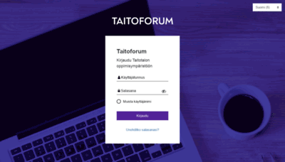 What Amiforum.fi website looked like in 2020 (1 year ago)